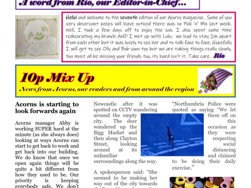 Pick-n-Mix Issue 7