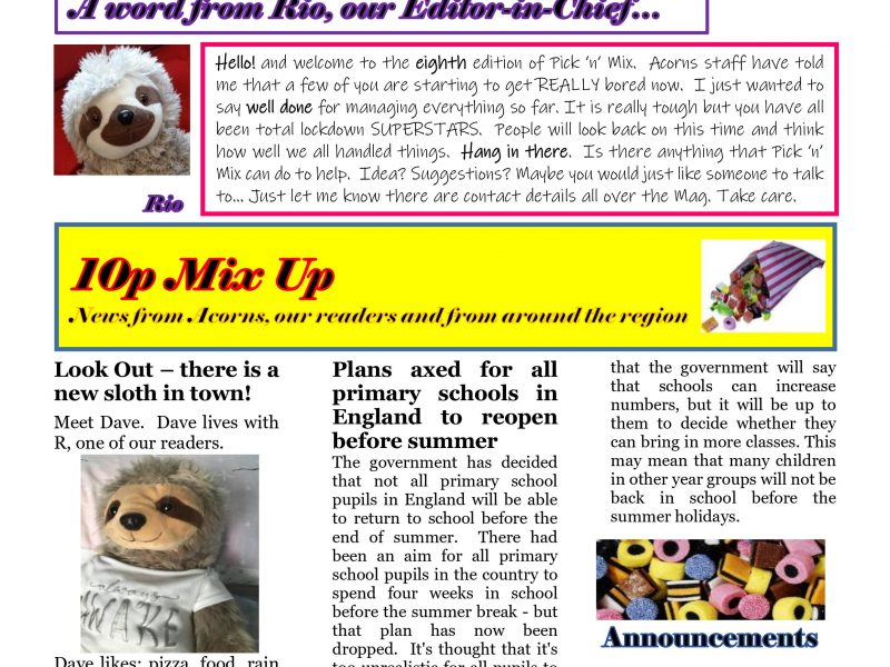 Pick-n-Mix Issue 8