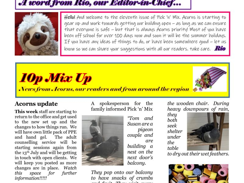 Pick-n-Mix Issue 11